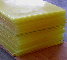 Cast Urethane Rubber Sheet