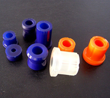 Custom Performace Polyurethane Bushings