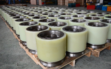 PU Wheels for Shield Tunneling Machine