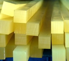 Polyurethane Rectangle and Square Bars